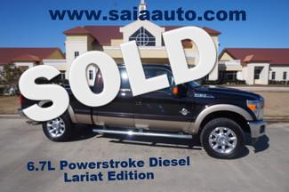2013 Ford F250 Lariat Fx4 Crew Cab 6.7 Diesel Lariat Navi Roof Loaded 275/20 Cooper Stt