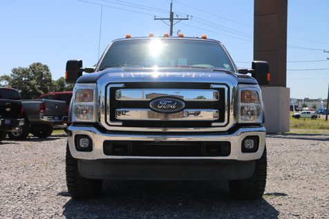 2013 Ford F250 Crew Cab Lariat 6.7 Diesel Fx4 Navi Navi Roof Htd Ac Seats FX4 New 35s on 20s Loaded ONE OWNER CARFAX READY TO GEAUX | Baton Rouge , Louisiana | Saia Auto Consultants LLC in Baton Rouge , Louisiana