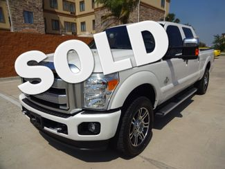2013 Ford Super Duty F-250 Pickup Platinum Corpus Christi, Texas