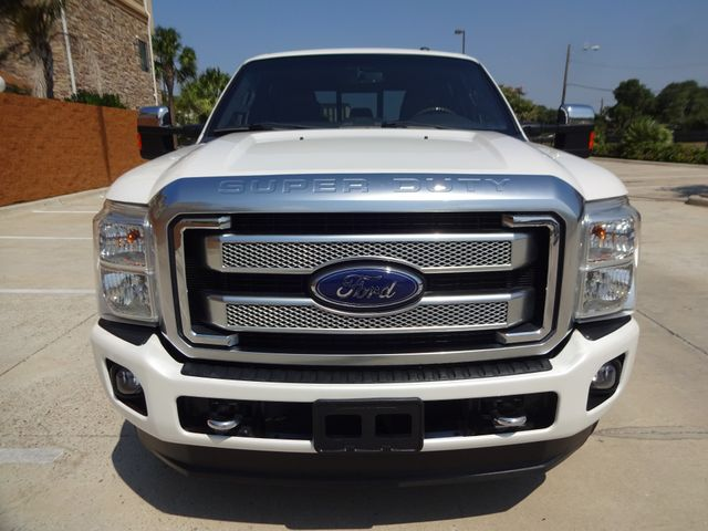 2013 Ford Super Duty F-250 Pickup Platinum Corpus Christi, Texas 6