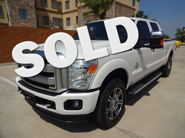 2013 Ford Super Duty F-250 Pickup Platinum Corpus Christi, Texas 0