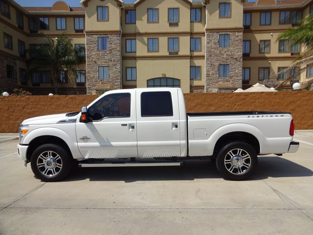 2013 Ford Super Duty F-250 Pickup Platinum Corpus Christi, Texas 4