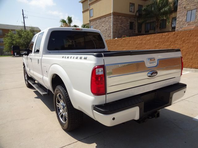 2013 Ford Super Duty F-250 Pickup Platinum Corpus Christi, Texas 2