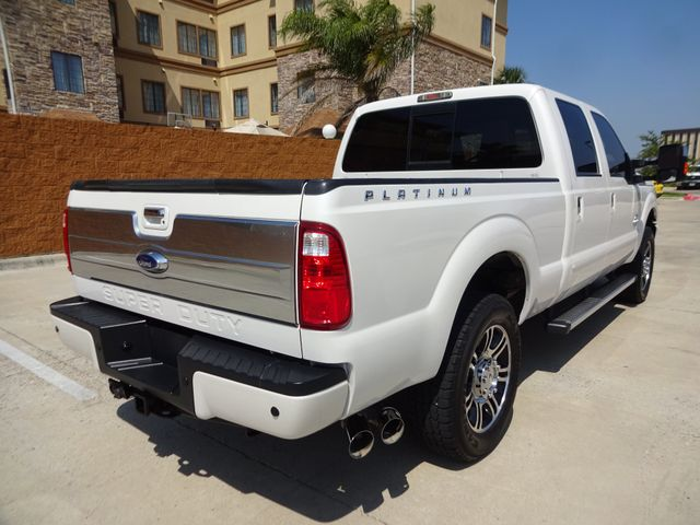 2013 Ford Super Duty F-250 Pickup Platinum Corpus Christi, Texas 3