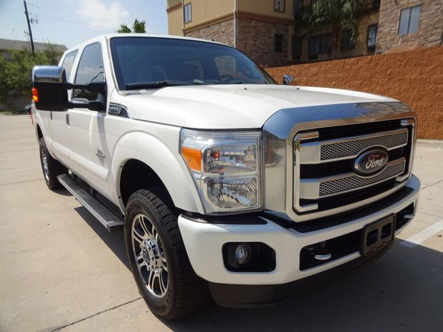 2013 Ford Super Duty F-250 Pickup Platinum Corpus Christi, Texas 1
