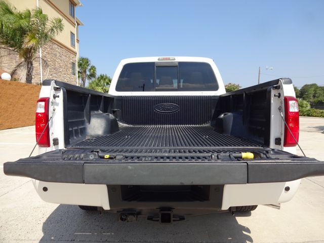 2013 Ford Super Duty F-250 Pickup Platinum Corpus Christi, Texas 8