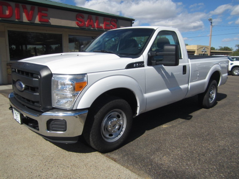 2013 Ford Super Duty F-250 Pickup XL in Glendive, MT