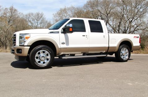 2013 Ford Super Duty F-250 Pickup King Ranch - FX4 - 1 OWNER in Liberty Hill , TX