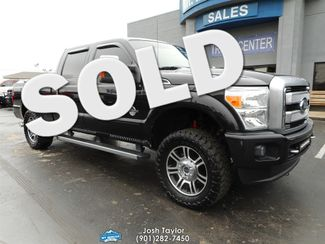 2013 Ford Super Duty F-250 Pickup Platinum in  Tennessee