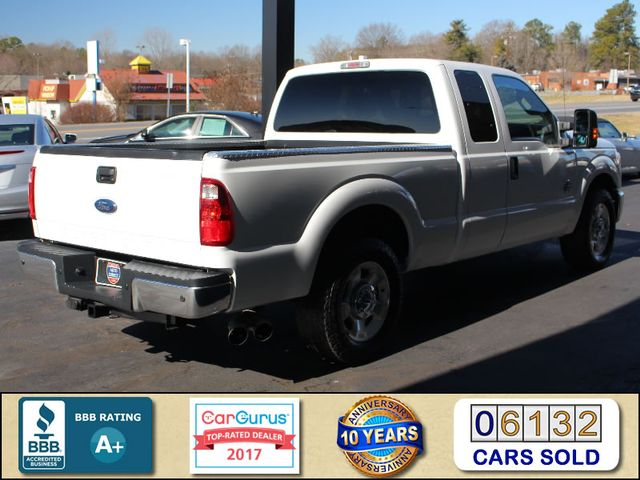 2013 Ford Super Duty F-250 Pickup XLT SuperCab RWD - POWER STROKE DIESEL! Mooresville , NC 2
