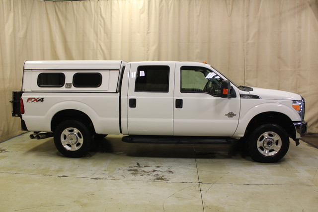 2013 Ford Super Duty F-250 Pickup XLT Roscoe, Illinois 1