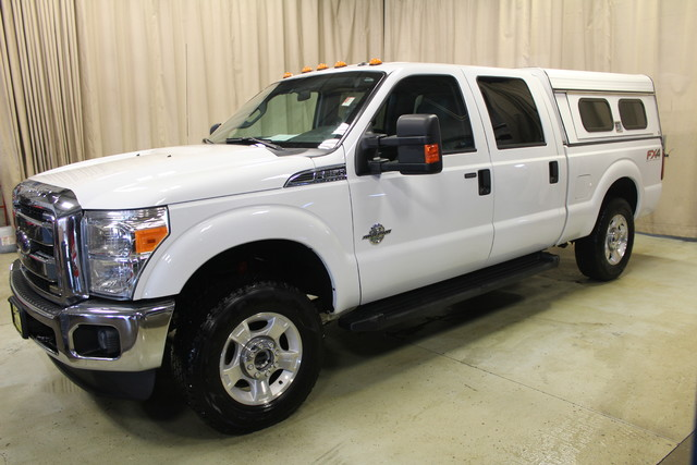 2013 Ford Super Duty F-250 Pickup XLT Roscoe, Illinois 2