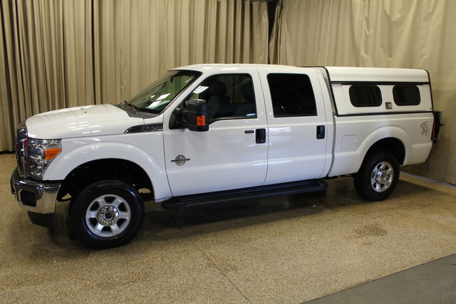 2013 Ford Super Duty F-250 Tommy lift gate XLT Roscoe, Illinois 31