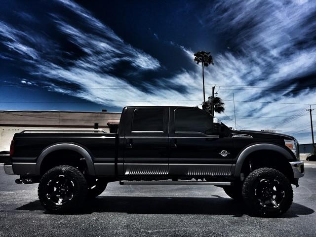 2013 ford f 250 custom lifted lariat diesel 4x4 ebay. Black Bedroom Furniture Sets. Home Design Ideas