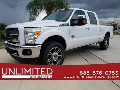 2013 Ford Super Duty F-250 Pickup Lariat in Tampa, FL
