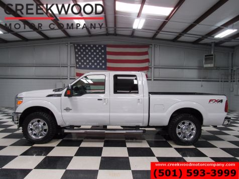 2013 Ford Super Duty F-250 Lariat 4x4 Diesel FX4 Chrome 20s Nav Roof Lift in Searcy, AR