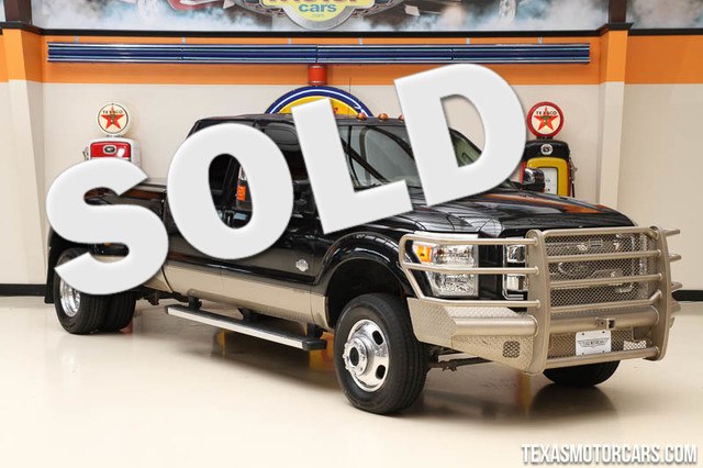 2013 Ford Super Duty F-350 King Ranch This Carfax 1-Owner 2013 Ford Super Duty F-350 DRW King Ranc