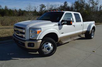 2013 Ford Super Duty F-350 DRW Pickup King Ranch Walker, Louisiana 4