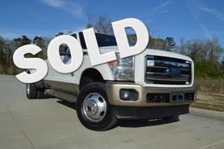 2013 Ford Super Duty F-350 DRW Pickup King Ranch Walker, Louisiana