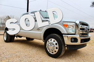 2013 Ford Super Duty F-350 DRW XLT Crew Cab 4X4 6.7L Powerstroke Diesel Auto LIFTED Sealy, Texas