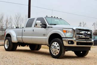 2013 Ford Super Duty F-350 DRW XLT Crew Cab 4X4 6.7L Powerstroke Diesel Auto LIFTED Sealy, Texas 1