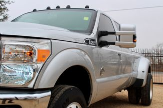 2013 Ford Super Duty F-350 DRW XLT Crew Cab 4X4 6.7L Powerstroke Diesel Auto LIFTED Sealy, Texas 4