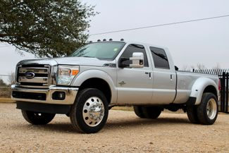 2013 Ford Super Duty F-350 DRW XLT Crew Cab 4X4 6.7L Powerstroke Diesel Auto LIFTED Sealy, Texas 5