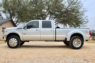2013 Ford Super Duty F-350 DRW XLT Crew Cab 4X4 6.7L Powerstroke Diesel Auto LIFTED Sealy, Texas 6