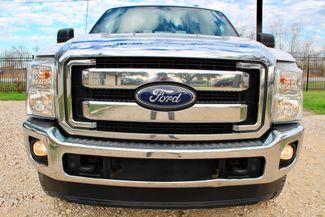 2013 Ford Super Duty F-350 SRW Lariat Crew Cab 4X4 FX4 6.7L Powerstroke Diesel Auto Loaded Sealy, Texas 13