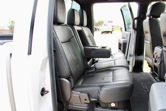 2013 Ford Super Duty F-350 SRW Lariat Crew Cab 4X4 FX4 6.7L Powerstroke Diesel Auto Loaded Sealy, Texas 45