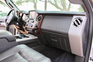 2013 Ford Super Duty F-350 SRW Lariat Crew Cab 4X4 FX4 6.7L Powerstroke Diesel Auto Loaded Sealy, Texas 48