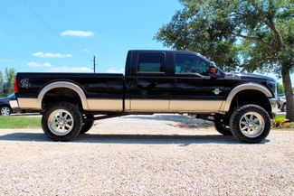 2013 Ford Super Duty F-350 SRW Lariat Crew Cab 4X4 6.7L Powerstroke Diesel Auto LIFTED LOADED Sealy, Texas 12
