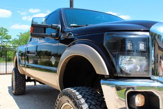 2013 Ford Super Duty F-350 SRW Lariat Crew Cab 4X4 6.7L Powerstroke Diesel Auto LIFTED LOADED Sealy, Texas 2