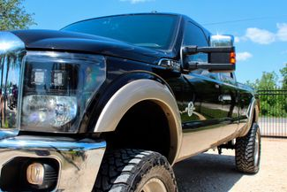 2013 Ford Super Duty F-350 SRW Lariat Crew Cab 4X4 6.7L Powerstroke Diesel Auto LIFTED LOADED Sealy, Texas 4