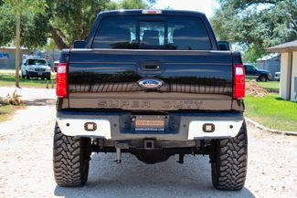 2013 Ford Super Duty F-350 SRW Lariat Crew Cab 4X4 6.7L Powerstroke Diesel Auto LIFTED LOADED Sealy, Texas 9