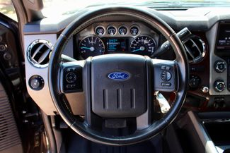2013 Ford Super Duty F-350 SRW Lariat Crew Cab 4X4 6.7L Powerstroke Diesel Auto LIFTED LOADED Sealy, Texas 58