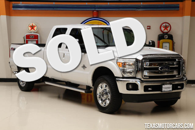 2013 Ford Super Duty F-350 Lariat This Carfax 1-Owner 2013 Ford Super Duty F-350 Lariat is in grea