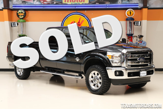 2013 Ford Super Duty F-350 XLT 4x4 This Carfax 1-Owner 2013 Ford Super Duty F-350 SRW Pickup XLT 4