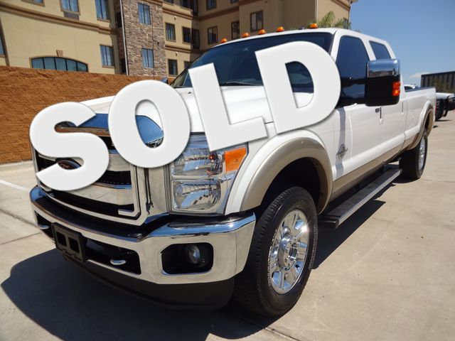2013 Ford Super Duty F-350 SRW Pickup Lariat Corpus Christi, Texas 0