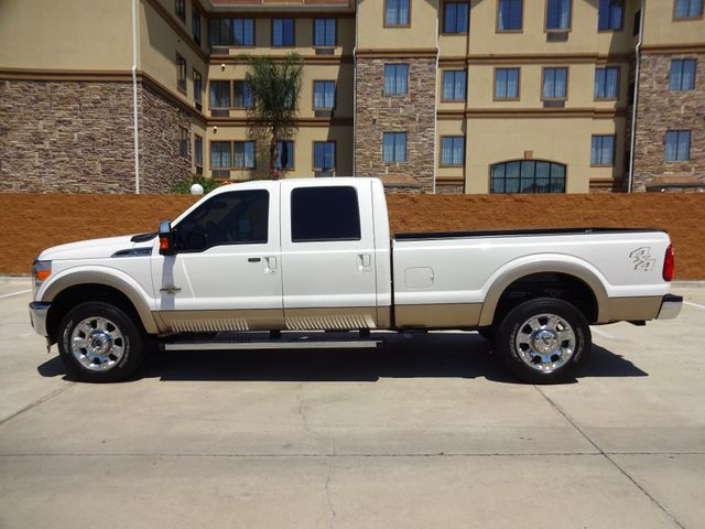 2013 Ford Super Duty F-350 SRW Pickup Lariat Corpus Christi, Texas 4
