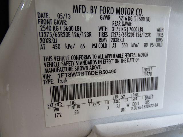 2013 Ford Super Duty F-350 SRW Pickup Lariat Corpus Christi, Texas 58
