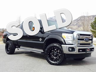 2013 Ford Super Duty F-350 SRW Pickup Lariat LINDON, UT