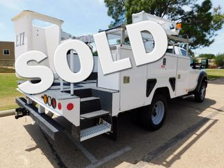 2013 Ford Super Duty F-450, 40ft. Bucket/Boom Truck ONE OWNER Irving, Texas
