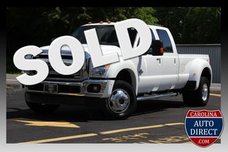 2013 Ford Super Duty F-450 Pickup Lariat - 4X4 - Prep Package - Dualie - One Owner Mooresville , NC
