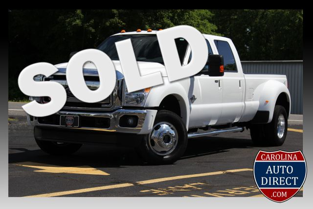 2013 Ford Super Duty F-450 Pickup Lariat - 4X4 - Prep Package - Dualie - One Owner Mooresville , NC 0
