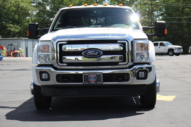 2013 Ford Super Duty F-450 Pickup Lariat - 4X4 - Prep Package - Dualie - One Owner Mooresville , NC 1