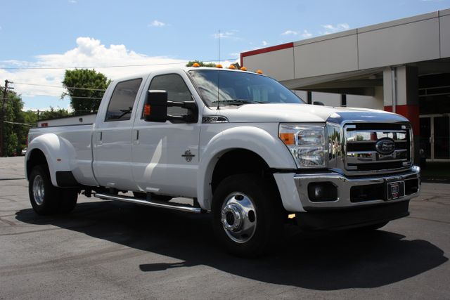 2013 Ford Super Duty F-450 Pickup Lariat - 4X4 - Prep Package - Dualie - One Owner Mooresville , NC 2