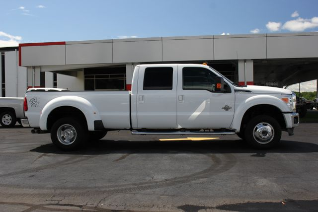 2013 Ford Super Duty F-450 Pickup Lariat - 4X4 - Prep Package - Dualie - One Owner Mooresville , NC 3