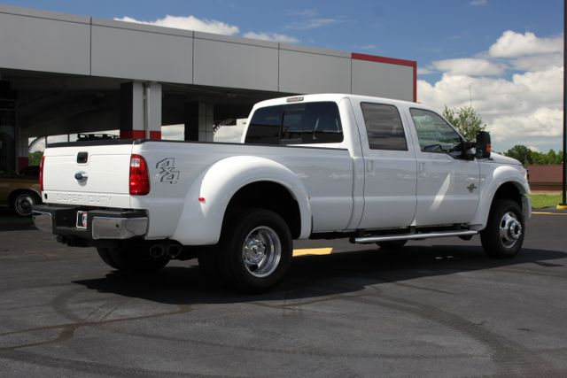 2013 Ford Super Duty F-450 Pickup Lariat - 4X4 - Prep Package - Dualie - One Owner Mooresville , NC 4