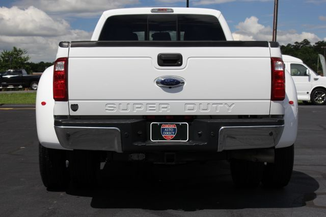 2013 Ford Super Duty F-450 Pickup Lariat - 4X4 - Prep Package - Dualie - One Owner Mooresville , NC 5